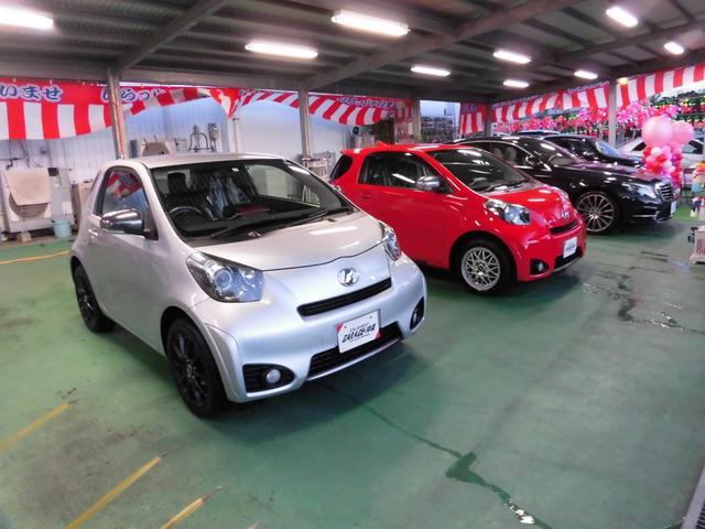 「トヨタ」「iQ」「コンパクトカー」「沖縄県」の中古車62