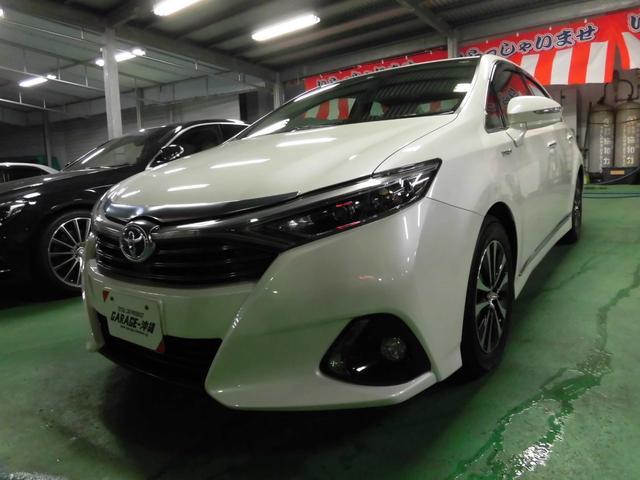 「トヨタ」「SAI」「セダン」「沖縄県」の中古車60