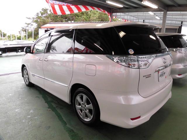 「トヨタ」「エスティマ」「ミニバン・ワンボックス」「沖縄県」の中古車70