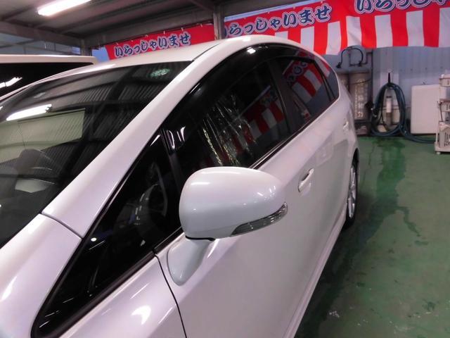 「トヨタ」「プリウスα」「ミニバン・ワンボックス」「沖縄県」の中古車63
