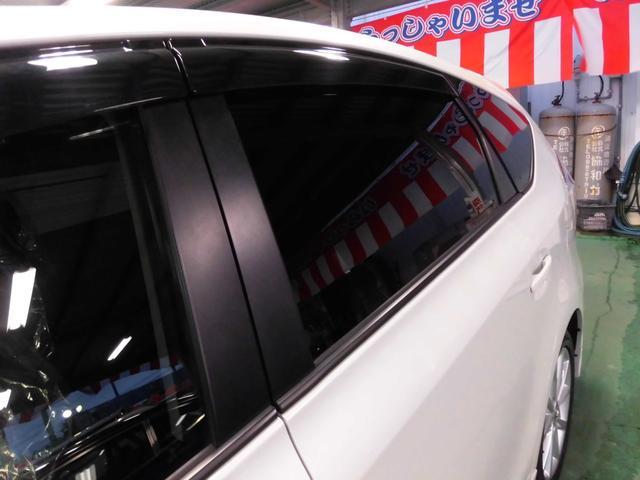 「トヨタ」「プリウスα」「ミニバン・ワンボックス」「沖縄県」の中古車64