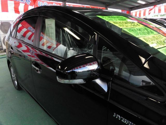 「トヨタ」「プリウスα」「ミニバン・ワンボックス」「沖縄県」の中古車43