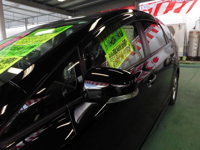 「トヨタ」「プリウスα」「ミニバン・ワンボックス」「沖縄県」の中古車49