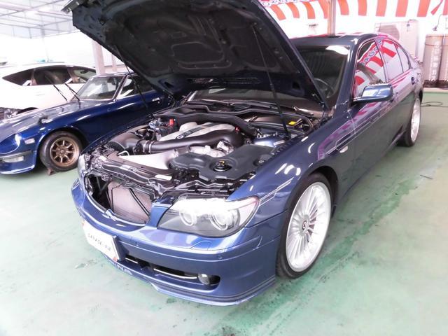 「BMWアルピナ」「B7」「セダン」「沖縄県」の中古車7