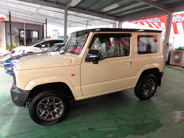 「スズキ」「ジムニー」「コンパクトカー」「沖縄県」の中古車64