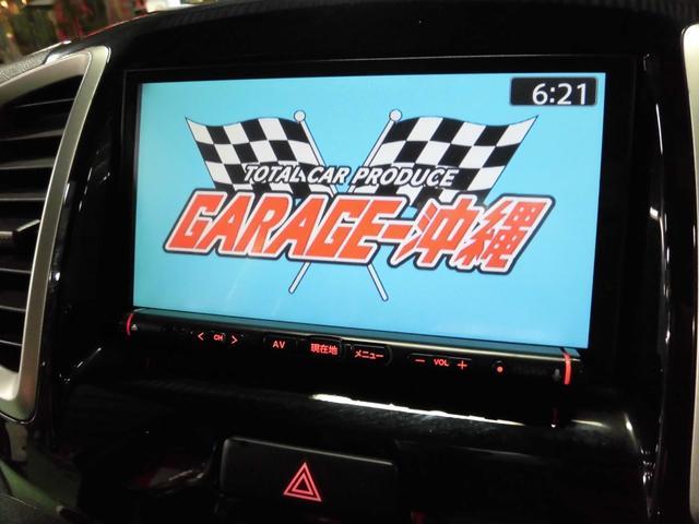 X ・ナビ&フルセグ・DVDビデオ・パワードア・エアロVr後期モデル(11枚目)