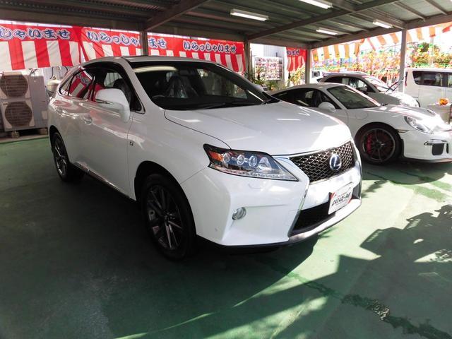 「レクサス」「RX」「SUV・クロカン」「沖縄県」の中古車36