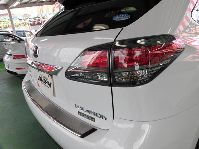 「レクサス」「RX」「SUV・クロカン」「沖縄県」の中古車54