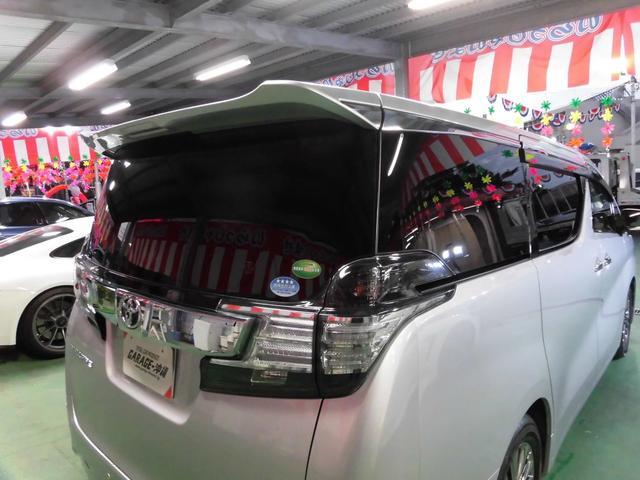 2.5V 純正ナビ&フルセグ・リアフリップモニター・LEDライト・バックカメラ・ツインパワードア(70枚目)