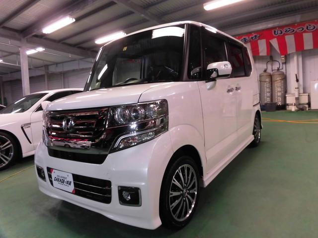 「ホンダ」「N-BOX」「コンパクトカー」「沖縄県」の中古車62