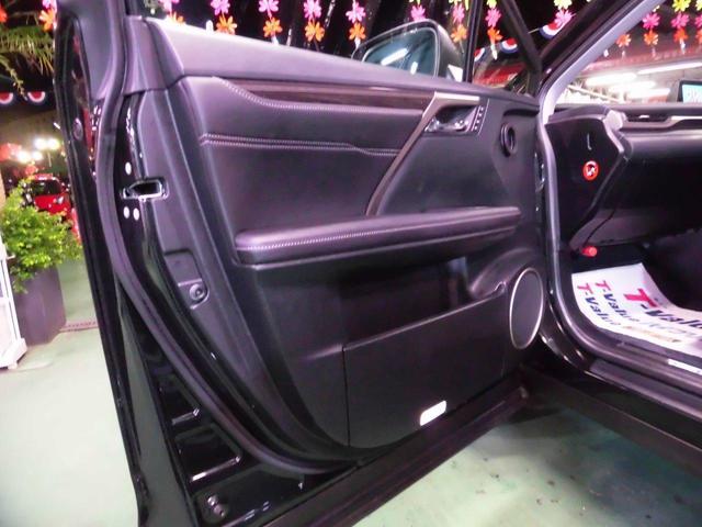 「レクサス」「RX」「SUV・クロカン」「沖縄県」の中古車38
