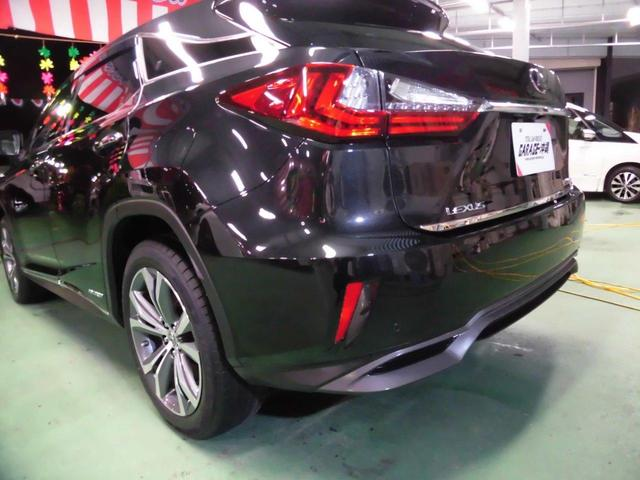 「レクサス」「RX」「SUV・クロカン」「沖縄県」の中古車68