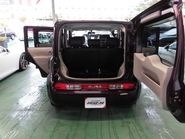 「日産」「キューブ」「ミニバン・ワンボックス」「沖縄県」の中古車21