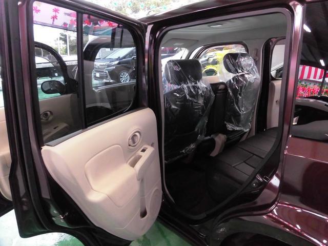「日産」「キューブ」「ミニバン・ワンボックス」「沖縄県」の中古車31