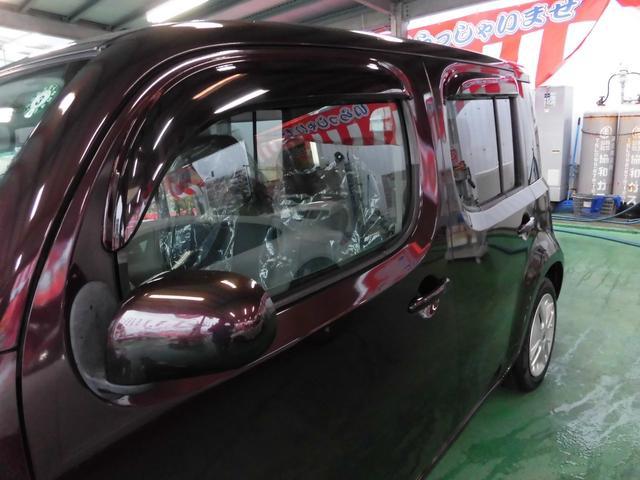 「日産」「キューブ」「ミニバン・ワンボックス」「沖縄県」の中古車46