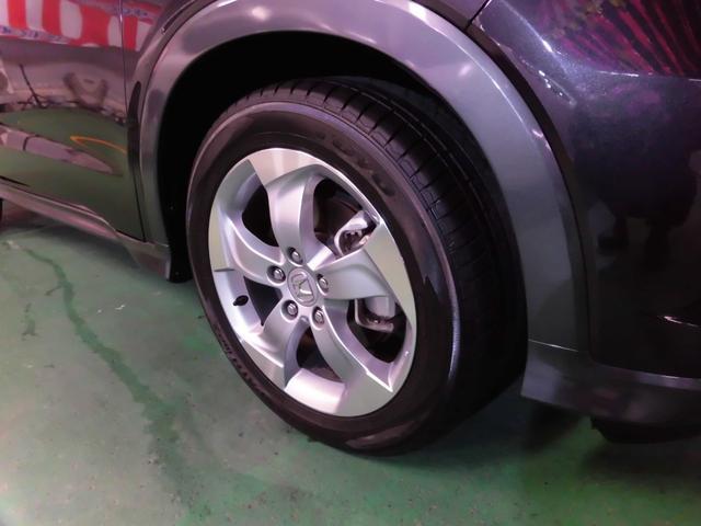 「ホンダ」「ヴェゼル」「SUV・クロカン」「沖縄県」の中古車61