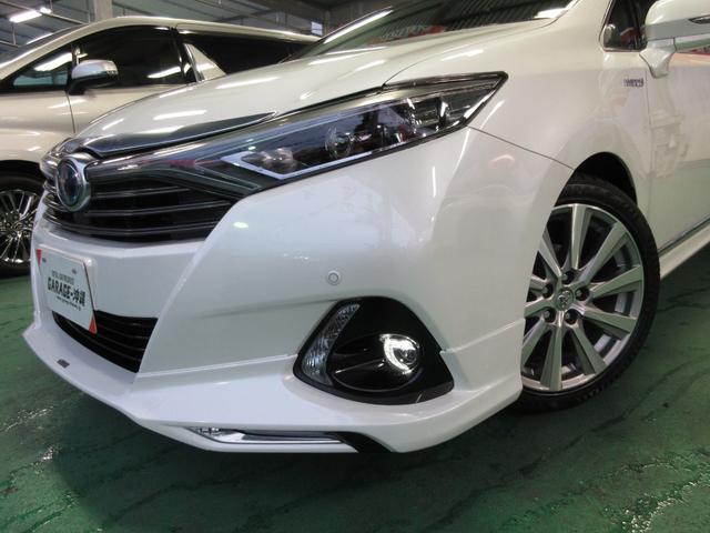 G Aパッケージ ・純正ナビ&フルセグ・LEDライト・バックカメラ・サンルーフ・エアロVr禁煙車(79枚目)