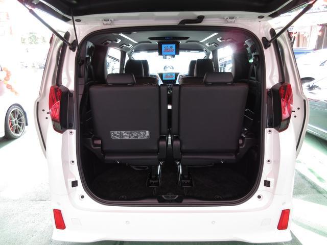 2.5S Aパッケージ タイプブラック ・純正10インチナビ&12インチリアモニター・LEDライト・ツインパワードア(32枚目)