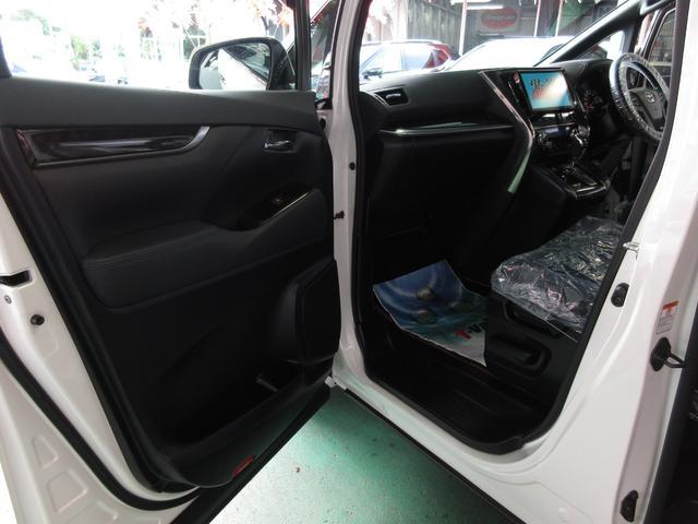 2.5S Aパッケージ タイプブラック ・純正10インチナビ&12インチリアモニター・LEDライト・ツインパワードア(35枚目)