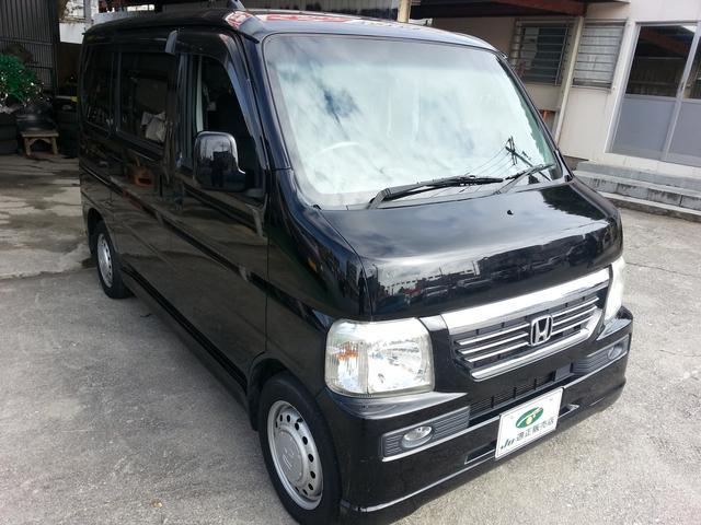 ホンダ バモス M 4WD 5MT