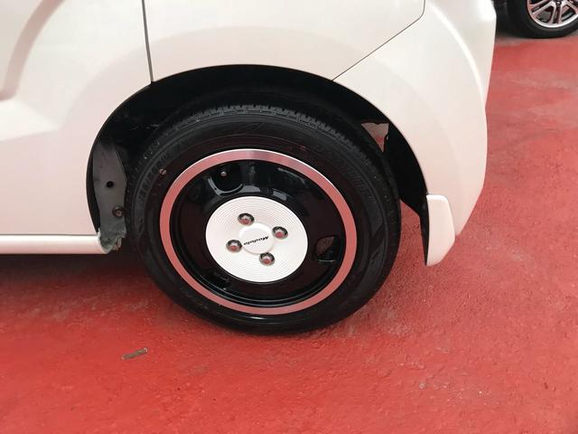 G 軽自動車 ホワイト 車検整備付 CVT 保証付(5枚目)