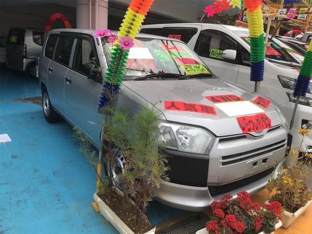 プロボックスDXコンフォート 4WD ナビ 商用車 AC ETC