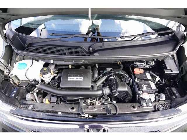 660ccDOHCエンジン