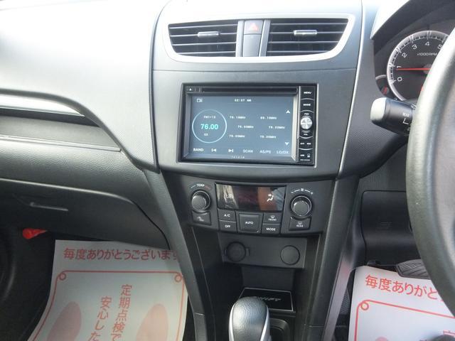 スズキ スイフト RS ワンセグTV CD プッシュスタート HID