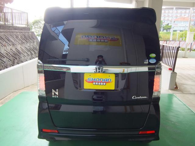 ホンダ N BOXカスタム G・Lパッケージ フルセグTVナビ 電動スライドドア