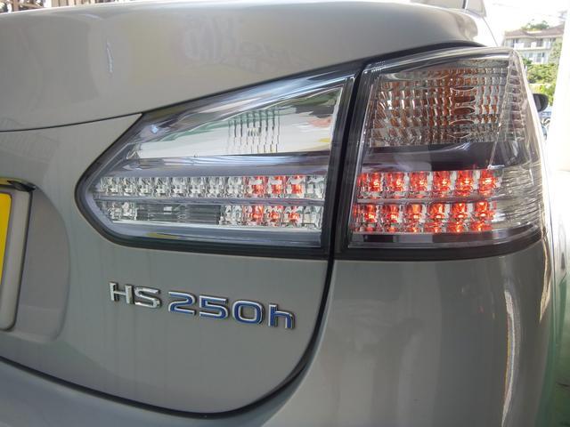 「レクサス」「HS」「セダン」「沖縄県」の中古車10
