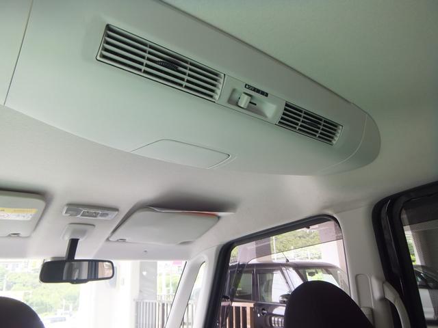 なんと後ろの席へのエアコンまで付いてます!!これは嬉しいですね!