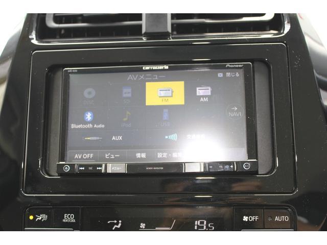 【社外ナビ付き】CD、ラジオ、Bluetoothが使えます。