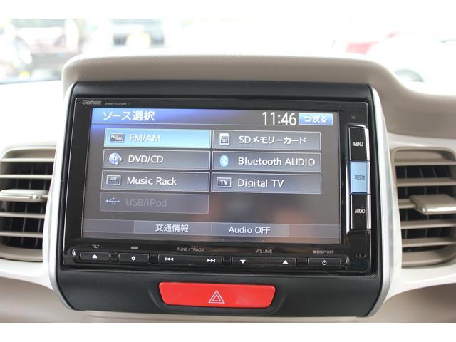 【純正フルセグTVナビ付き】 DVD、Bluetoothも使えます。