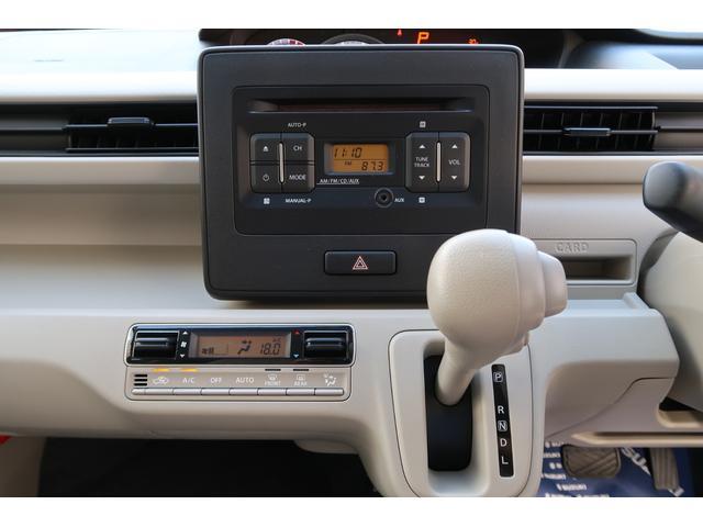 ハイブリッドFX セーフティーパッケージ装着車 試乗車UP 走行6千km(28枚目)