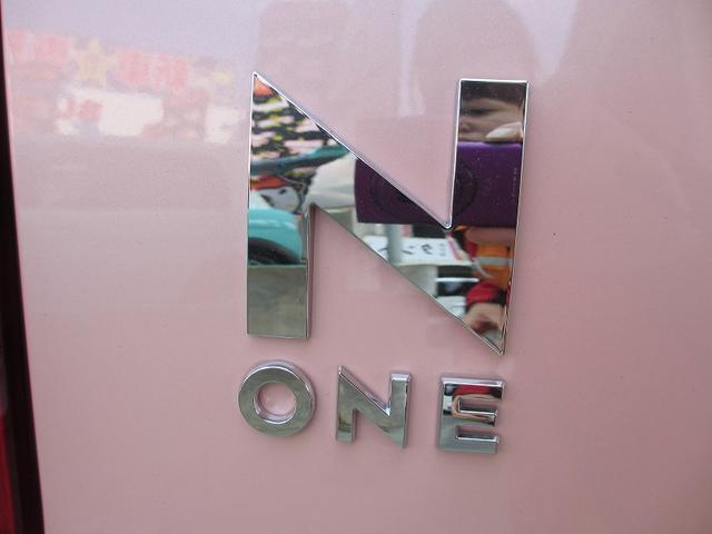 ホンダ N-ONE Gタイプ ツートンカラー