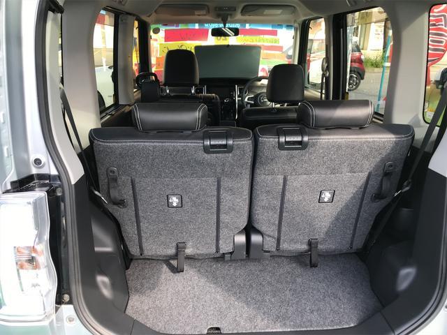 カスタムX トップエディションSA TV ナビ LED 衝突被害軽減システム ブライトシルバーメタリック CVT 革シート AC バックカメラ オーディオ付 スマートキー ベンチシート(20枚目)