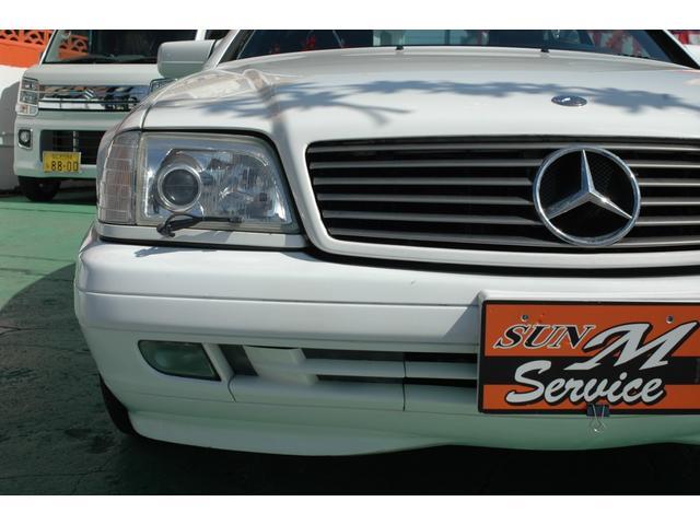 メルセデス・ベンツ M・ベンツ SL320 左ハンドル ディーラー車