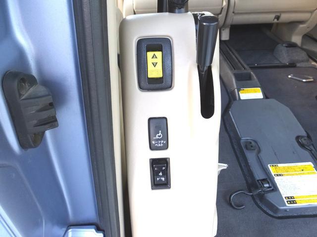 トヨタ シエンタ X介護車輌スローパー