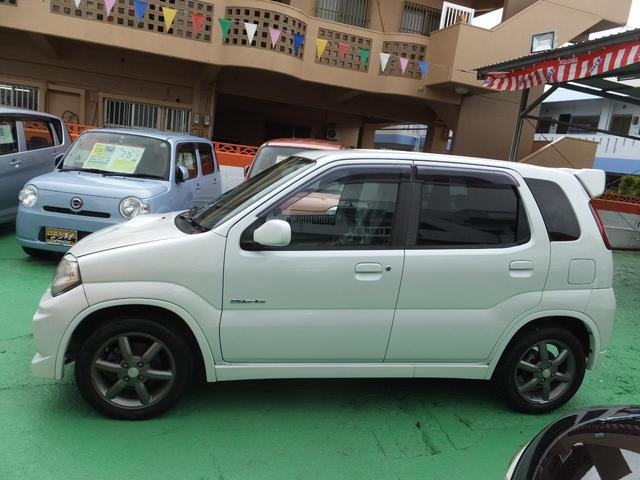 「スズキ」「Keiワークス」「コンパクトカー」「沖縄県」の中古車6
