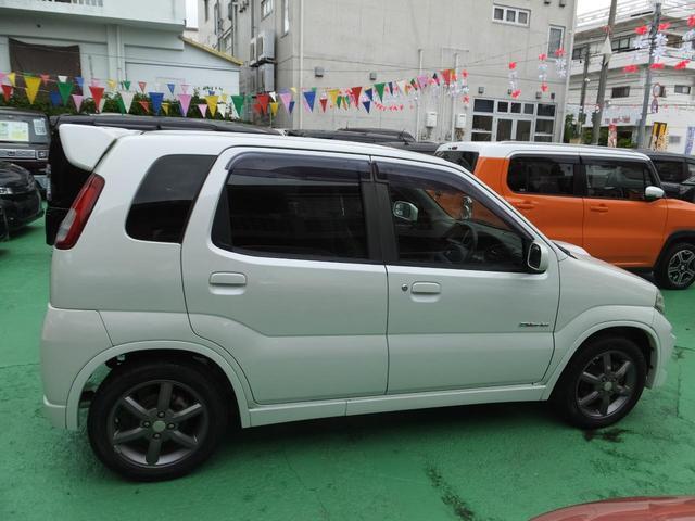 「スズキ」「Keiワークス」「コンパクトカー」「沖縄県」の中古車10