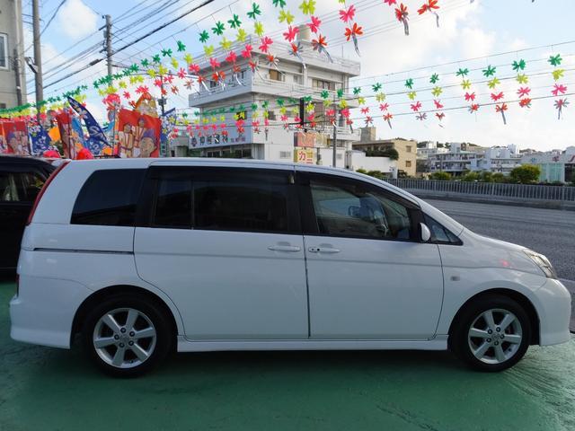 「トヨタ」「アイシス」「ミニバン・ワンボックス」「沖縄県」の中古車9