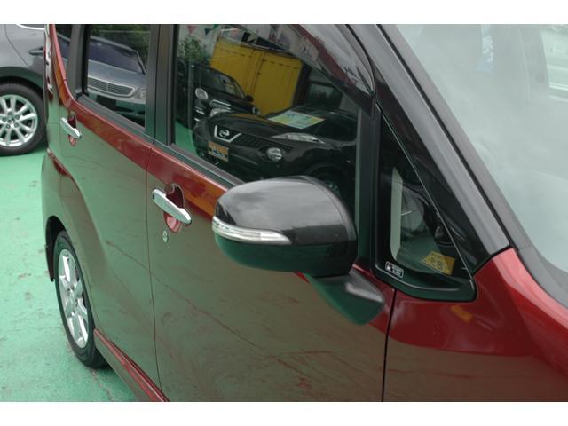 カスタムR スマートアシスト ナビ・フルセグ・DVD・MSV・Bluetooth・バックカメラ オートライト LEDライト アイドリングストップ プッシュスタート スマートキー 横滑り防止装置 踏み間違い防止装置 純正アルミ(20枚目)
