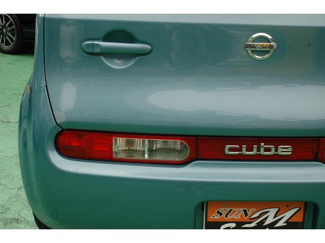 「日産」「キューブ」「ミニバン・ワンボックス」「沖縄県」の中古車11