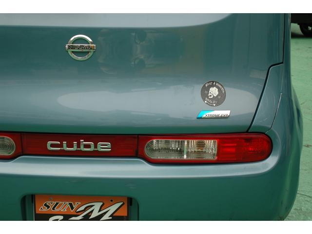 「日産」「キューブ」「ミニバン・ワンボックス」「沖縄県」の中古車12