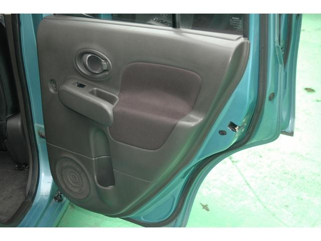 「日産」「キューブ」「ミニバン・ワンボックス」「沖縄県」の中古車15
