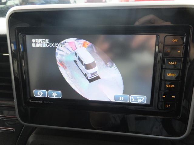 ハイブリッドXSターボ 両側Pスラソア アラウンドビューモニター セーフティーサポート 社外アルミ クルーズコントロール(37枚目)