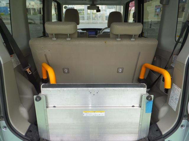 L SAII 福祉車両 スローパー 電動ウインチ スマートアシスト ドライブレコーダー(8枚目)