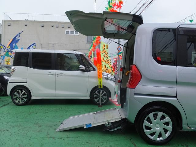 L SAII 福祉車両 スローパー 電動ウインチ スマートアシスト ドライブレコーダー(10枚目)