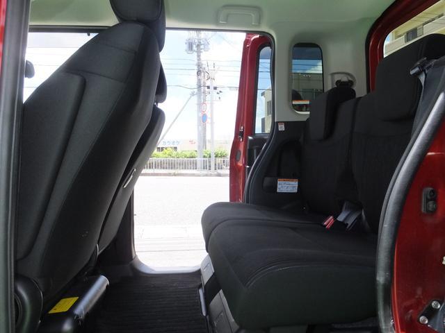ハイウェイスター X 助手席リフトアップシート アラウンドビューモニター エマージェンシーブレーキ ETC 左側パワースライド(33枚目)