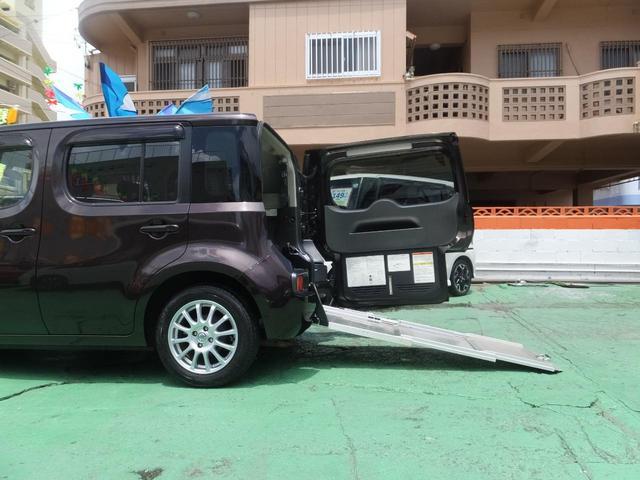 15X 福祉車両 スローパー キセノン ETC バックカメラ 電動ウインチ(6枚目)
